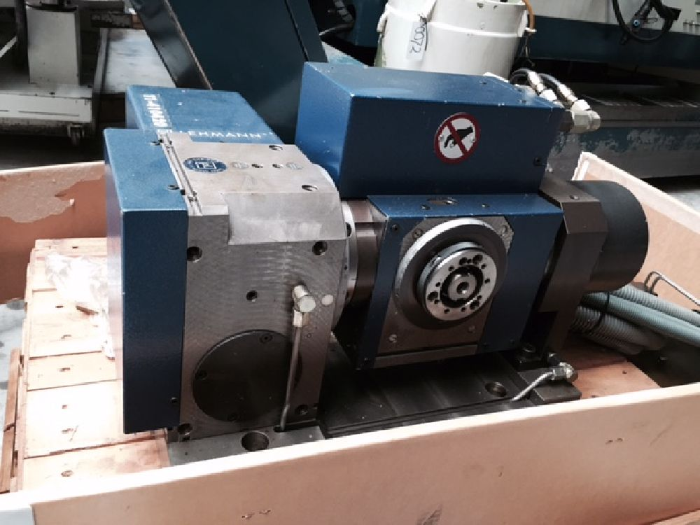 LEHMANN T1-410420 4TH AND 5TH AXIS SIMULTANEOUS ROTARY TABLE