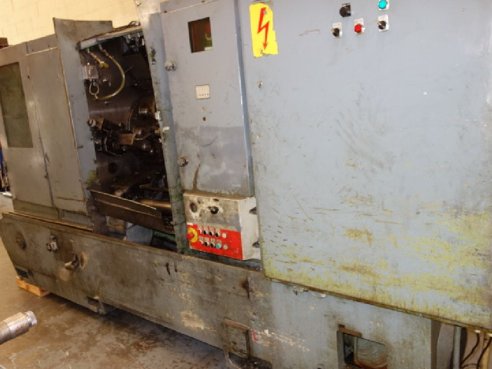 SCHUTTE SF42 MULTI SPINDLE AUTOMATIC LATHE