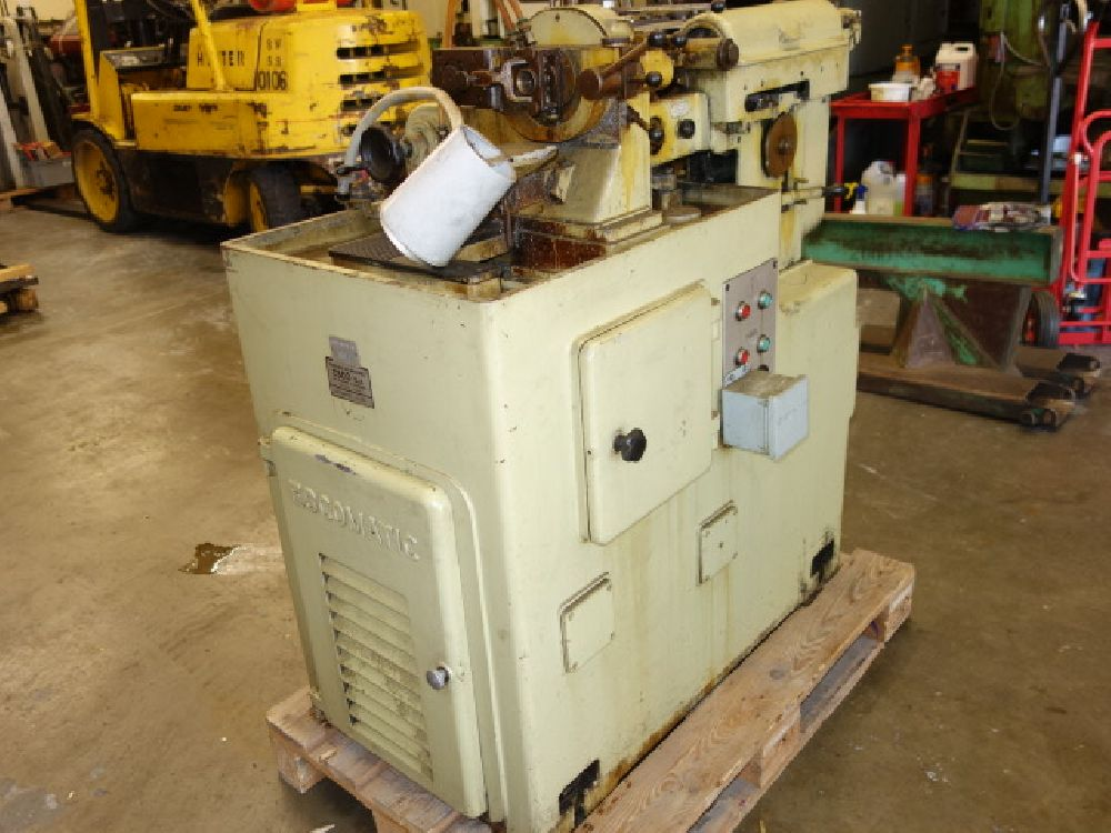 ESCOMATIC D2 COIL FED AUTOMATIC LATHE