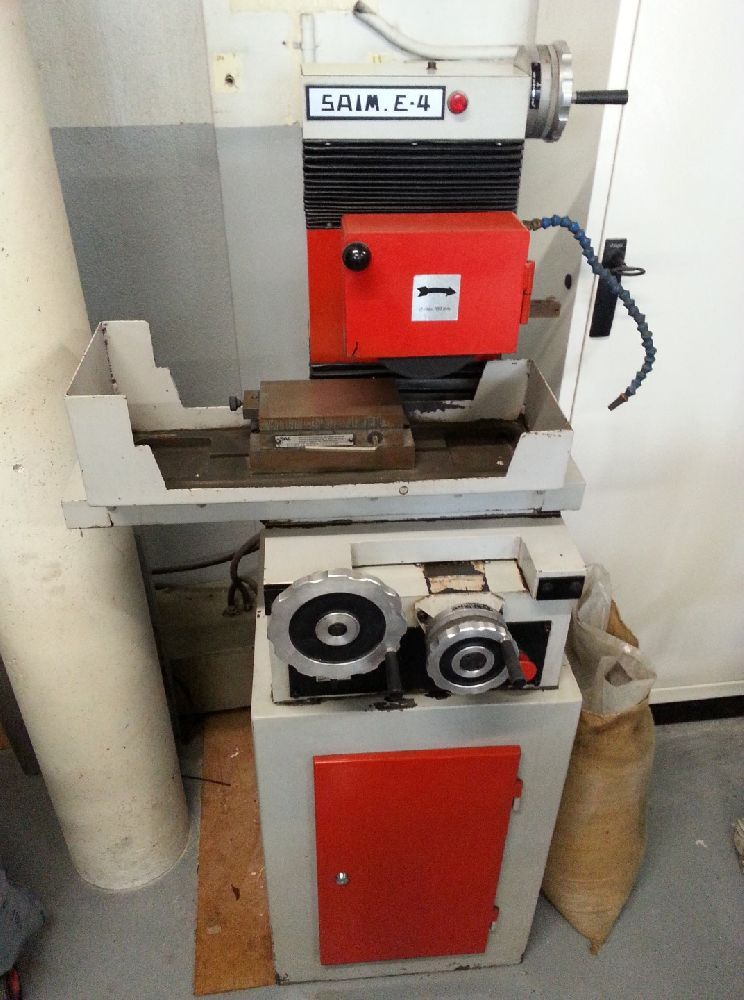 SAIM E-4 PRECISION SURFACE GRINDER
