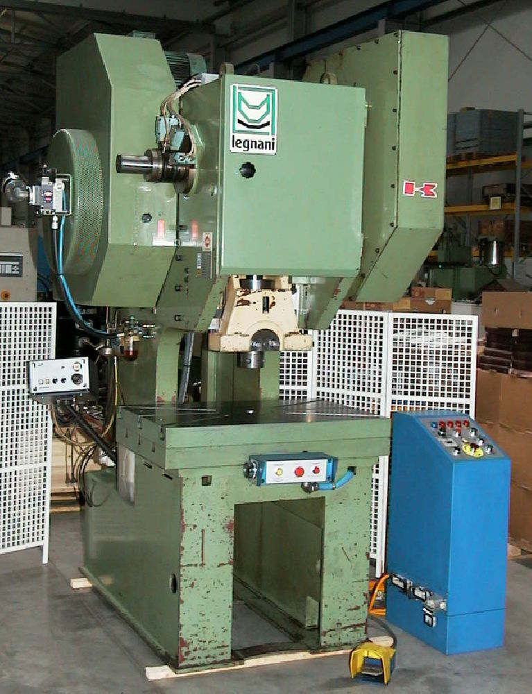 LEGNANI FNAR 120 ECCENTRIC PRESS