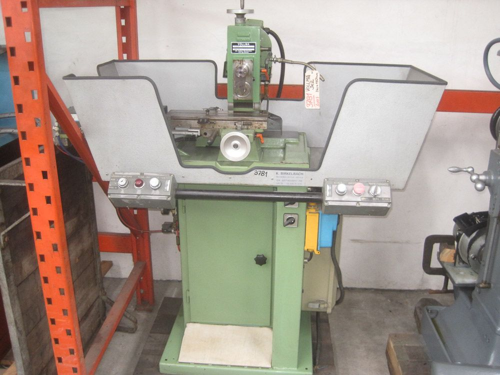 VOLLMA JK-2 KNEE TYPE MILLING MACHINE
