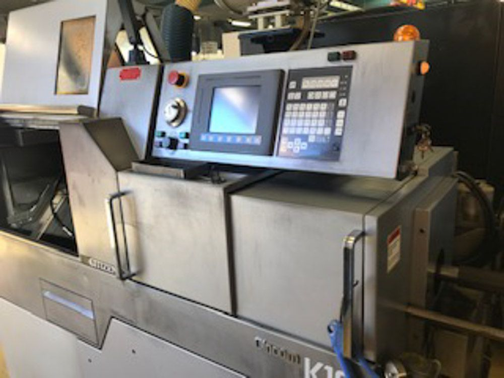 CITIZEN K16/7 CNC SLIDING HEAD LATHE