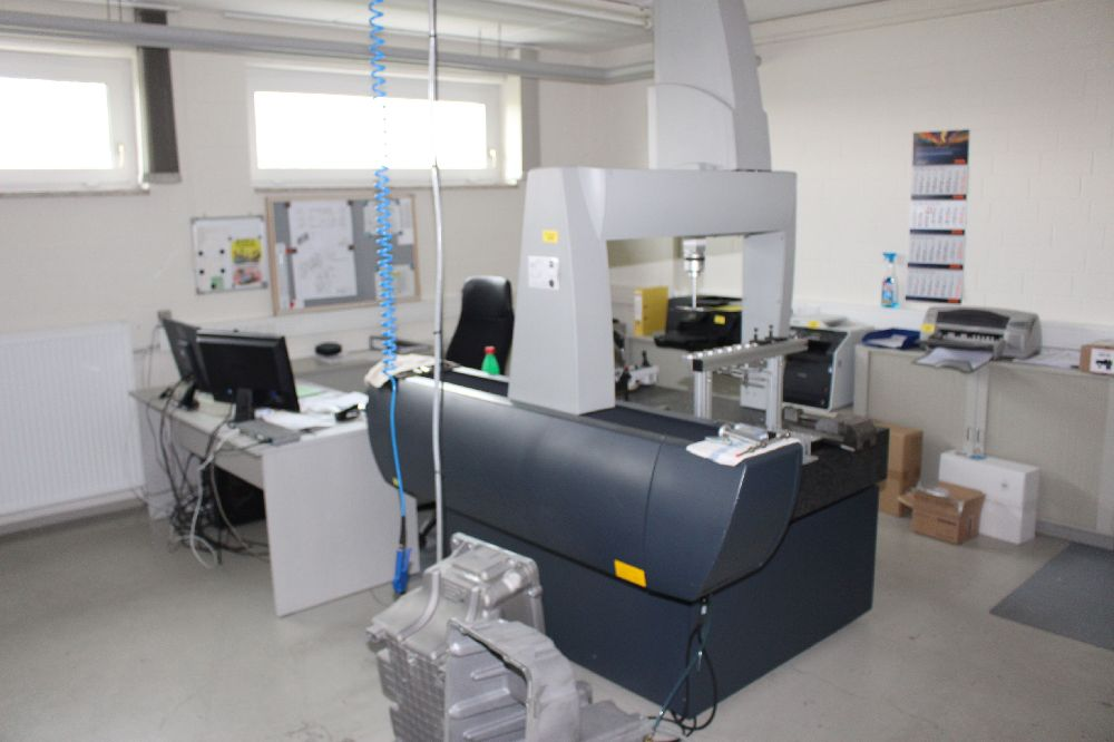 ZEISS ECLIPSE (CMM) CO-ORDINATE MEASURING MACHINE (700 X 1000 X 600MM CAPACITY)