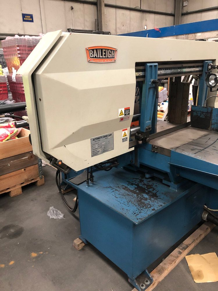 BAILEIGH BS-24A AUTOMATIC HORIZONTAL BAND SAW