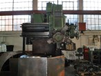 "WEBSTER & BENNETT 60"" VERTICAL TURNING LATHE / BORER"