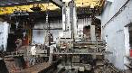 SCHARMANN HBM50/95 QUILL TYPE HEAVY DUTY HORIZONTAL BORING MACHINE WITH ROTARY TABLE