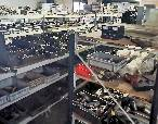 LARGE QTY OF WICKMAN SPARES & TOOLING
