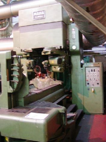 MAAG HSS 90S GEAR GRINDER WITH HELIX OPTION
