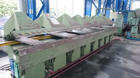JORNS 6M X 3MM HYDRAULIC PRESS BRAKE