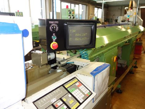 CITIZEN L10 CNC SLIDING HEAD LATHE
