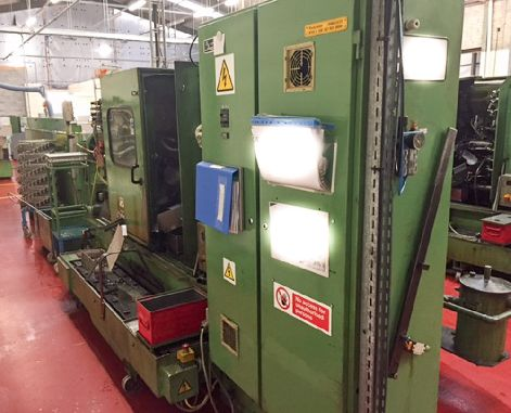 SCHUTTE SF-32 6 SPINDLE AUTOMATIC LATHES (PACKAGE OF 5 MACHINES)