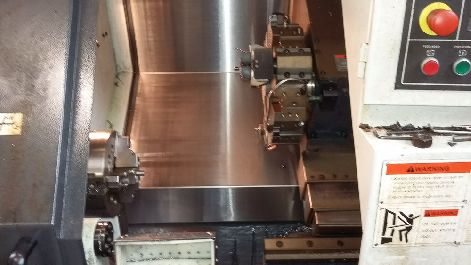GOODWAY GLS200 & HARRISON ALPHA 1330S PLUS CNC LATHE (2 MACHINES)