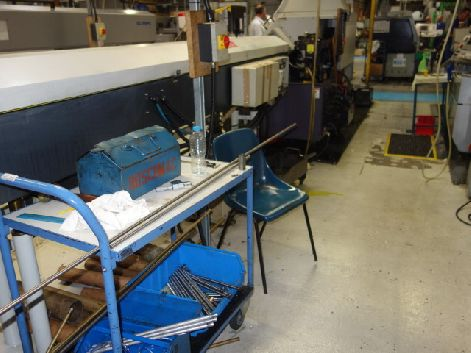 CITIZEN L32 VII CNC SLDING HEAD LATHE