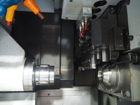 CITIZEN M20 CNC SLIDING HEAD LATHE