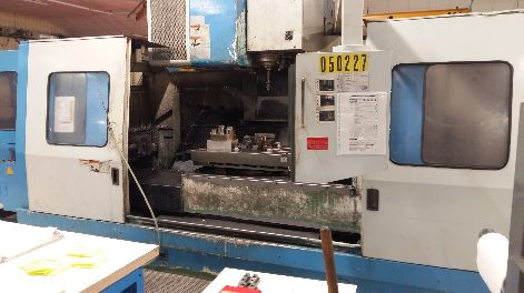 MAZAK VMC V550 CNC VERTICAL MACHINING CENTRE