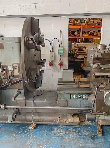 "GRANOR FACING LATHE (67"" DIAMETER SWING)"