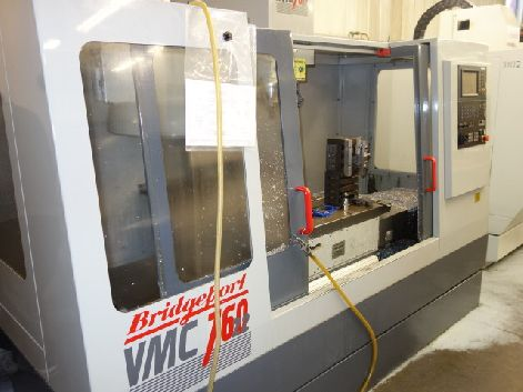 BRIDGEPORT VMC 760 CNC VERTICAL MACHINING CENTRE