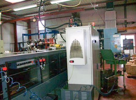WICKMAN 6-30 CNC MULTISPINDLE LATHE