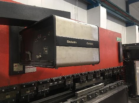 AMADA PROMECAM ITPS 100 TON CNC PRESS BRAKE