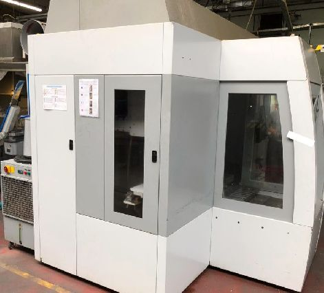 MIKRON HSM 700 CNC VERTICAL MACHINING CENTRE