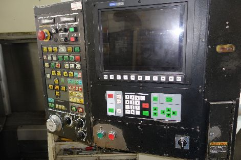 HITACHI SEIKI HT20SII CNC TURNING CENTRE WITH C AXIS, TOOLING
