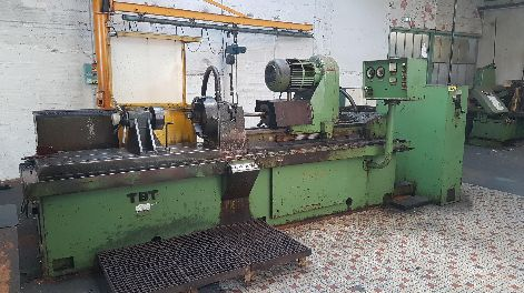 TBT T61-500 DEEP HOLE GUN DRILLING MACHINE